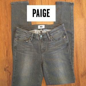 Anthropologie Paige Verdugo Ultra Skinny size 28